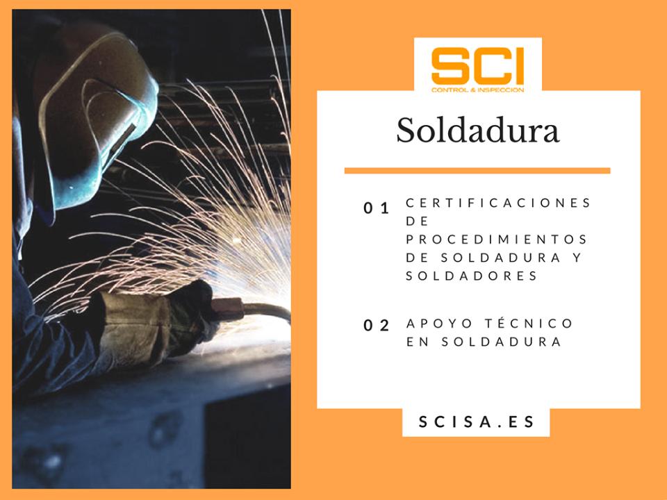 SCI – Servicios de Control e Inspección, S.A.