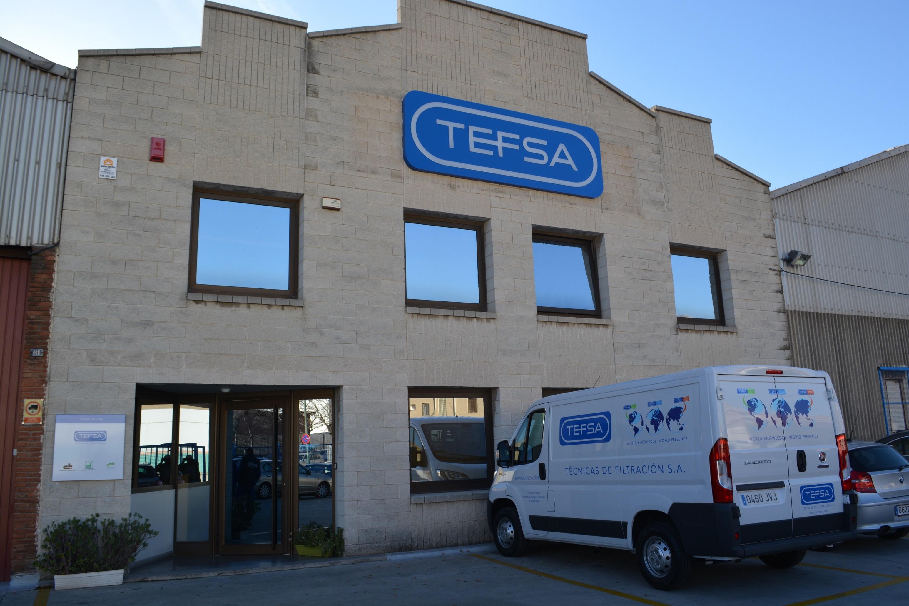 Grup TEFSA – TECNICAS DE FILTRACION, S.A.