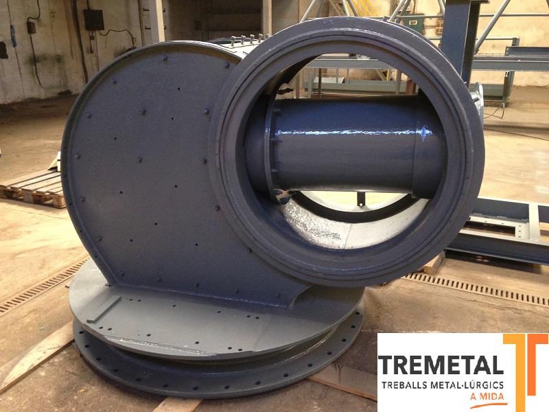 TREMETAL – TREBALLS METAL·LURGICS A MIDA, S.L.
