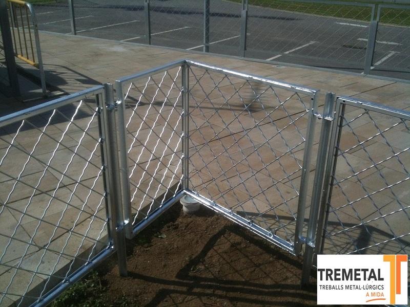 TREMETAL – TREBALLS METAL.LURGICS A MIDA, S.L.